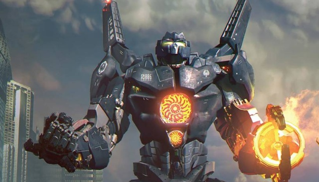 First look at official Pacific Rim Uprising concept art!