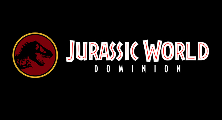 First official Jurassic World 3: Dominion poster (placeholder) debuted by Amblin Entertainment!