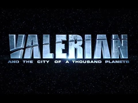 First Trailer for Luc Besson's $180 Million Space Epic Valerian and the City of a Thousand Planets
