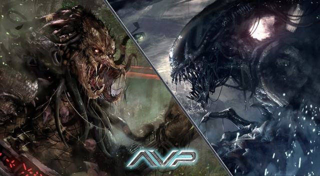 Fresh Alien vs. Predator artwork ignites hope for a serious AvP reboot