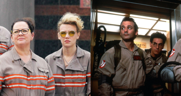 From Ghostbusters to Ghostbusters and beyond, the history so far!