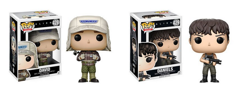Funko Celebrates Alien Day with a reveal of the Alien Covenant Funko Pops!