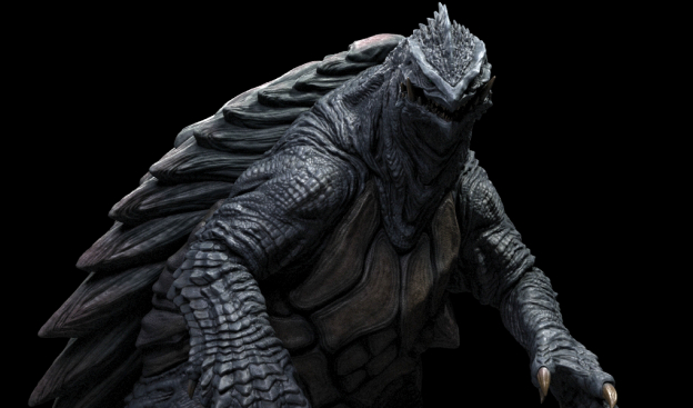 Gamera has never looked so good!