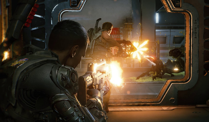 GameSpot Aliens: Fireteam feature explores Engineer Temples and highlights new gameplay modes!