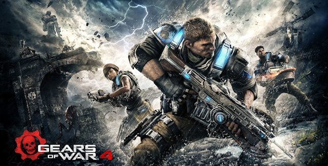 Gears of War 4 Gets a Tenth Anniversary Gear Pack