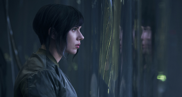 GHOST IN THE SHELL - First Official Trailer!
