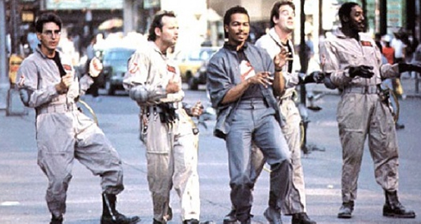 Ghostbusters theme song to be covered for reboot!