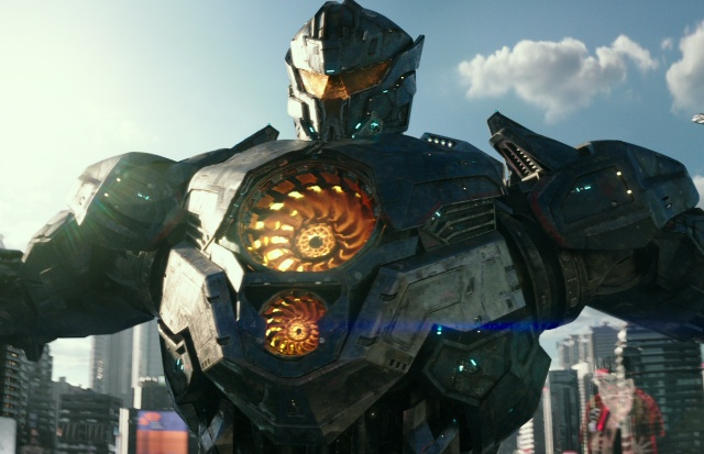 Pacific Rim Uprising Jaegers: Old vs. New - Gipsy Avenger