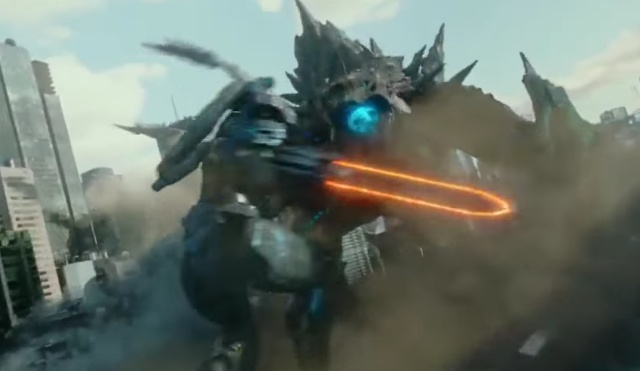 Gipsy Avenger takes a serious beating in new Pacific Rim 2 TV spot