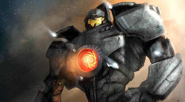 Gipsy Danger returning in Pacific Rim 2?