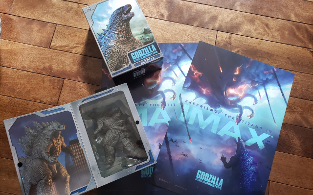 GIVEAWAY: Find out how you can WIN a NECA Godzilla 2019 figure and IMAX Exclusive poster!