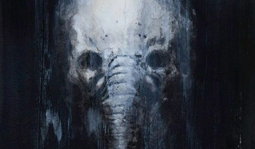 Giveaway: Space Jockey painting by Alien: Covenant concept artist up for grabs!