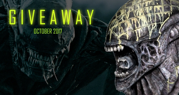 Giveaway: Win an Alien mask for Halloween!