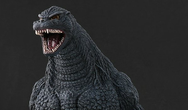Godzilla 1995 Special Edition figure arriving this December from the Godzilla Store!