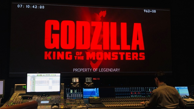 Godzilla 2: King of the Monsters wraps post-production!