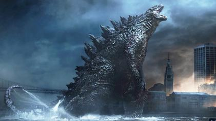 Godzilla 2 lands the writers of Krampus!