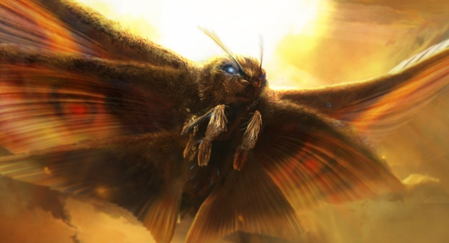 Godzilla 2 Monsters: Our first look at Mothra!