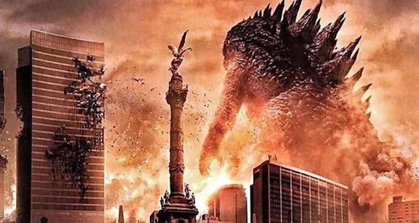 Godzilla 2 Shooting 'Key Scene' in Mexico City