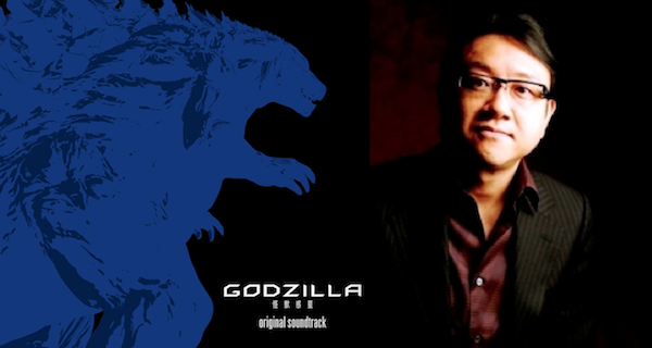 Godzilla 2000 & SpaceGodzilla Composer Returns for Planet of the Monsters