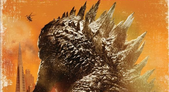 Godzilla 2014 Blu-Ray re-release coming in preparation for King of the Monsters!