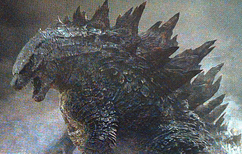 Godzilla (2014) looks absolutely magnificent in 4K!