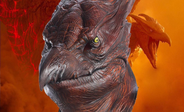 Godzilla 2019 King of the Monsters costumes, masks and wall breakers!