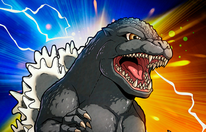 Godzilla Battle Line Is Available Worldwide on Ios and Android