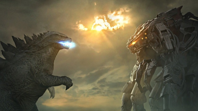 Godzilla faces off against Mecha-MUTO in thrilling new fan art!