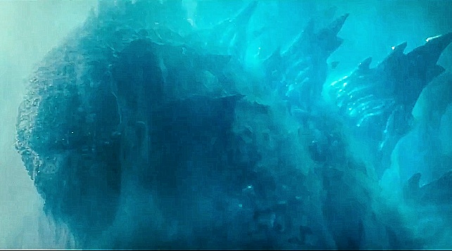 Godzilla: King of the Monsters Trailer #2 only a month away?
