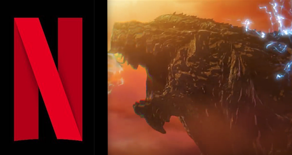 Godzilla: Planet of the Monsters is Now on Netflix!