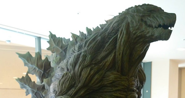 Godzilla: Planet of the Monsters Statue & Origin