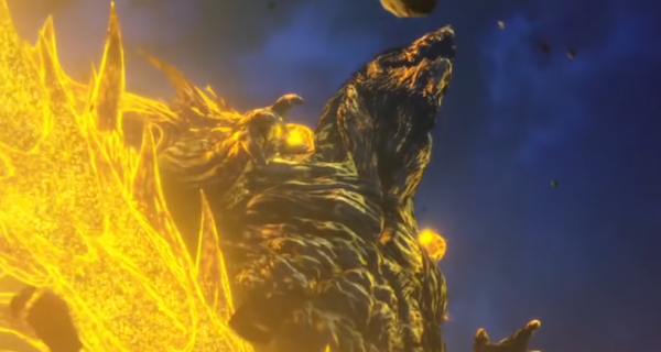 Godzilla: The Planet Eater Hits Netflix in January