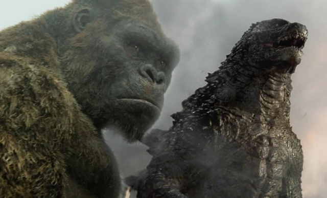 Godzilla vs. Kong (2020) just hired a very competant VFX supervisor