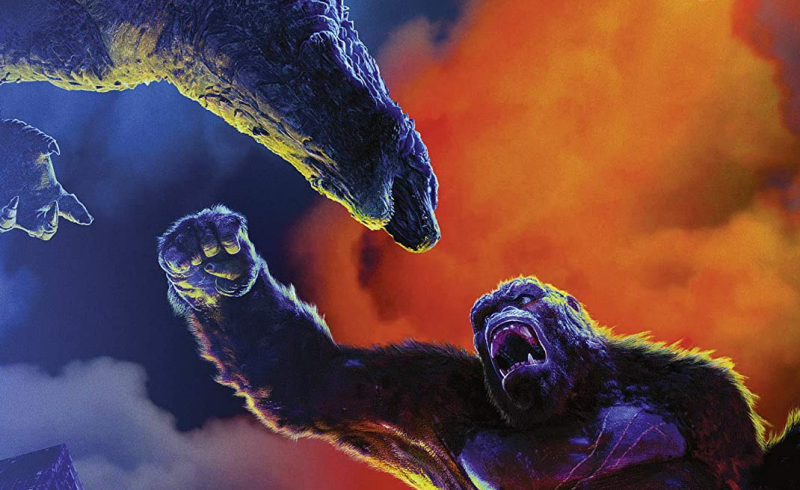 Godzilla vs. Kong (2021) Amazon Exclusive Steelbook available for pre-order!