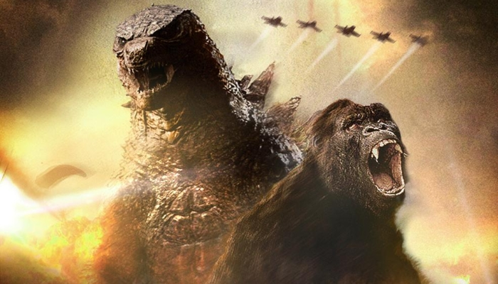 Godzilla vs. Kong begins filming this Fall!