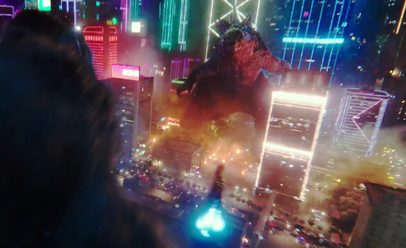 Godzilla vs. Kong breaks Pandemic Box Office record over Easter weekend!