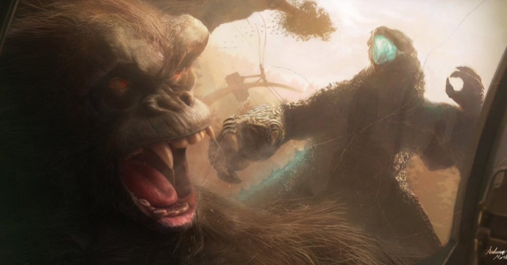 Godzilla vs. Kong Gets More Box Office Competition