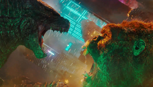 Godzilla vs. Kong: Legendary CEO says studio has a number of ideas for more Monsterverse movies!