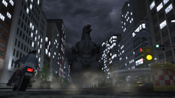 Godzilla Will Officially Appear In Upcoming PS4 Game City Shrouded