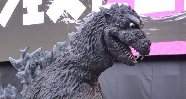 Godzilla's 64th Anniversary Short Film Announced!
