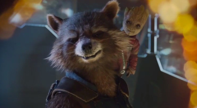 Guardians of the Galaxy Vol. 2 Gets A Sidesplitting Second Trailer