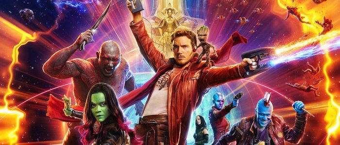 Guardians Of The Galaxy Vol. 2 Posters Look Incredible