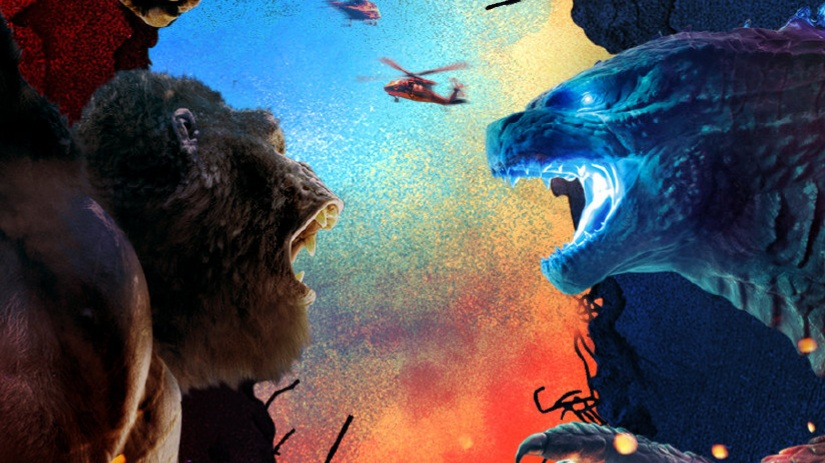 Half a Dozen New Godzilla vs. Kong Posters Released