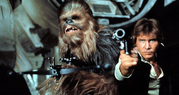 Han Solo Star Wars movie set photo released!