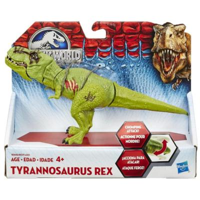 Hasbro will lose the Jurassic World toy license at the end of 2017!