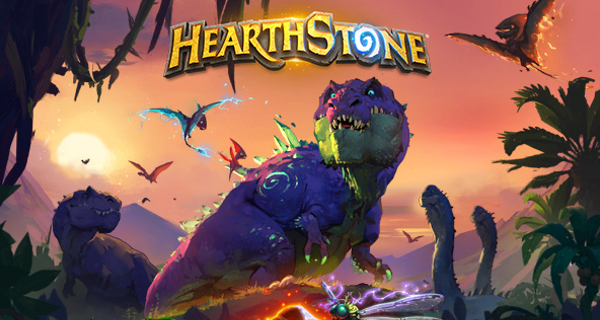 Hearthstone to go prehistoric in Journey to Un'Goro expansion!