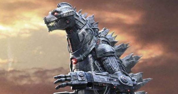 Here is Mechagodzilla from Ready Player One!