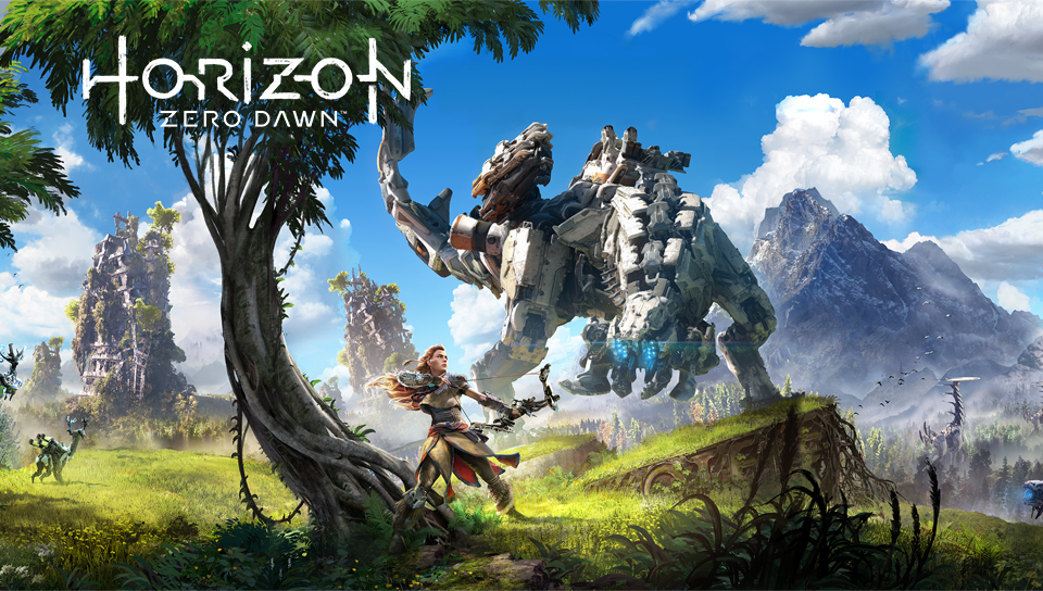 Horizon Zero Dawn Trailers Will Blow You Away