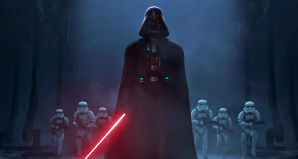 How big will Darth Vader's role be in Star Wars: Rogue One?