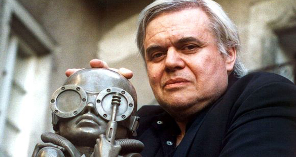 H.R Giger Alien 3 Interview 1992/93